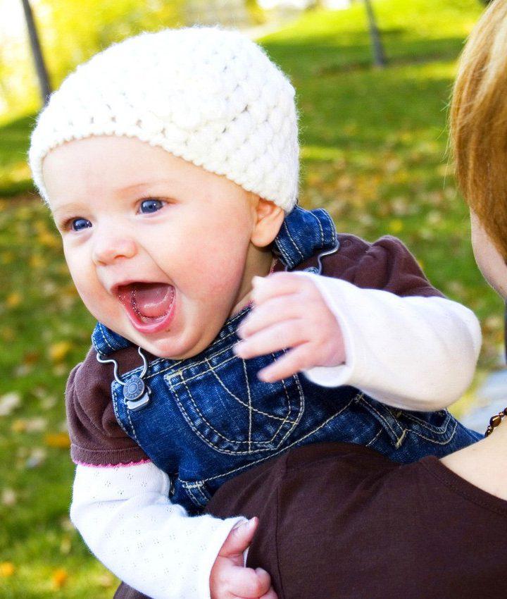 Jak ubierać niemowlę?